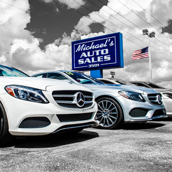 Luxury Cars for Sale Image
