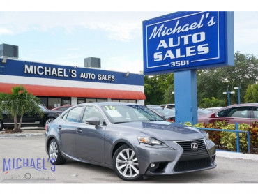 2016 Lexus IS 200t 4D Sedan - 19458 - Image 1