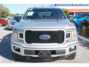 2018 Ford F-150 - Image 1