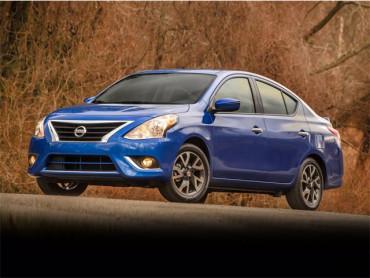 2016 Nissan Versa 1.6 SV 4D Sedan - 21218 - Image 1