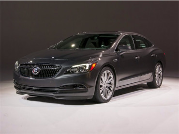 2017 Buick LaCrosse - Image 0