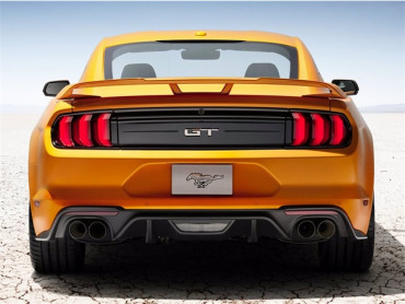 2018 Ford Mustang EcoBoost 2D Coupe - 21870 - Image 1