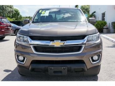 2016 Chevrolet Colorado - Image 1